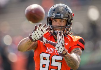 0238693c0 NFL Draft 400: Ranking the Top Wide Receivers for 2016 | Bleacher Report |  Latest News, Videos and Highlights