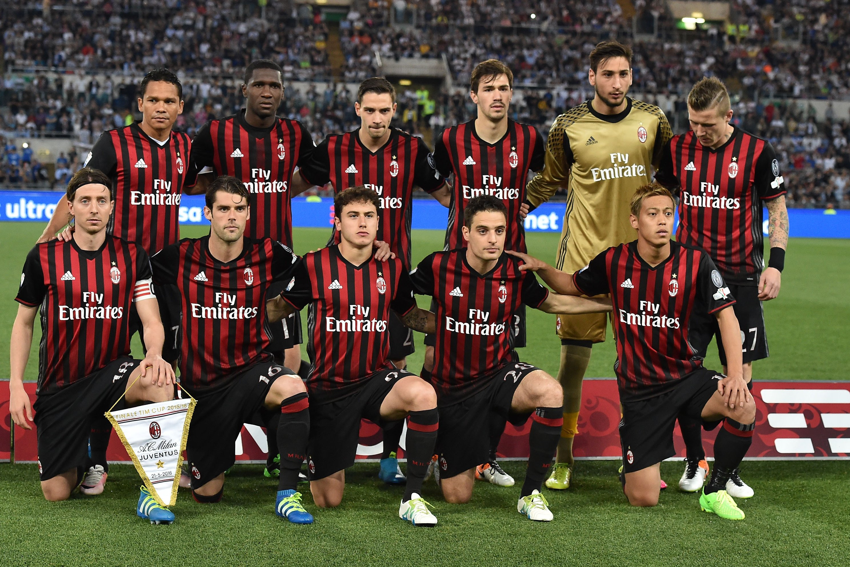 Power Ranking Every Ac Milan Player From The 2015 16 Serie A Season Bleacher Report Latest News Videos And Highlights