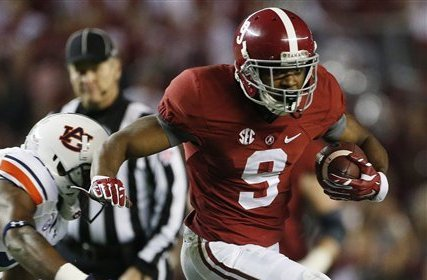 Amari Cooper was the first Crimson Tide player to win the Biletnikoff Award as the nation's top receiver.