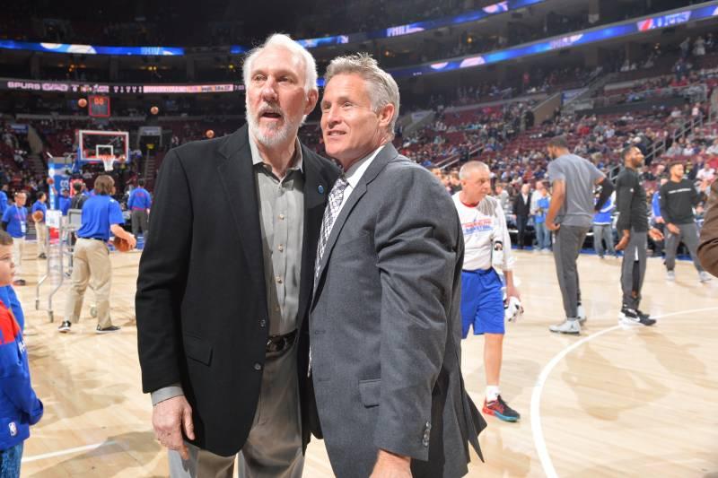 51b06b69b4f Jesse D. Garrabrant/Getty Images. Power ranking NBA head coaches is hard.  Something happens when you set ...