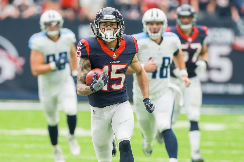 The 10 Fastest WRs in the NFL | Bleacher Report | Latest