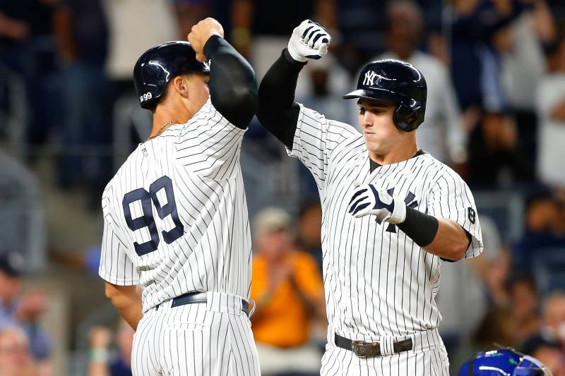 bbde953eb4f Predicting New York Yankees Depth Charts a Month Ahead of Spring Training