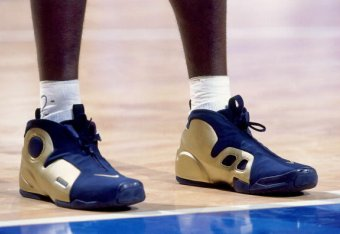 detailed look 63108 9d634 Ranking the Top Signature Sneaker Lines by Sports Stars   Bleacher Report    Latest News, Videos and Highlights