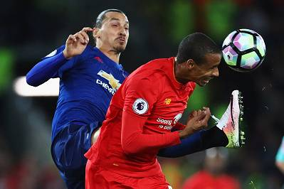 new product 97683 1dbdb Liverpool and Manchester United drew 0-0 at Anfield earlier in the season.