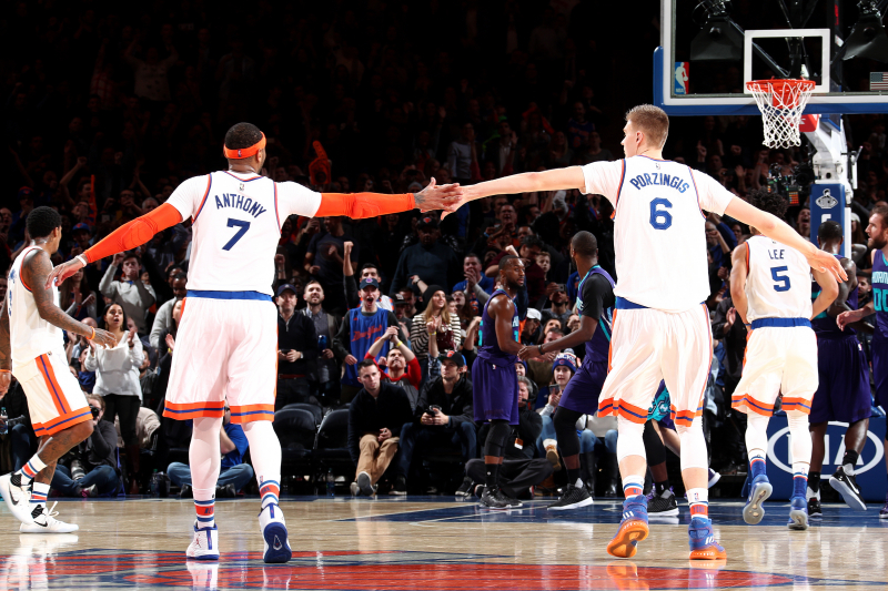 Top 5 Action Items If New York Knicks Trade Carmelo Anthony