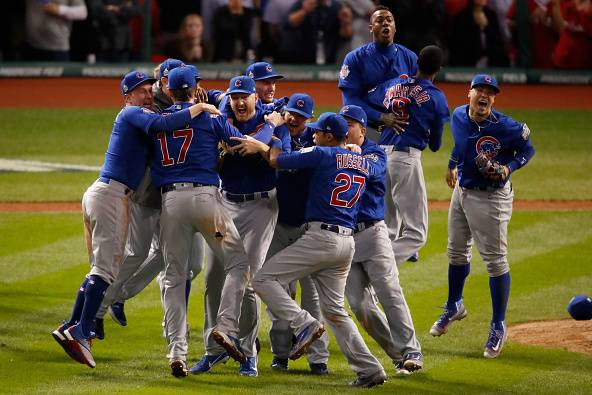 bce066320cb World Series Odds 2017  Breaking Down Each Teams Chances Before Spring  Training