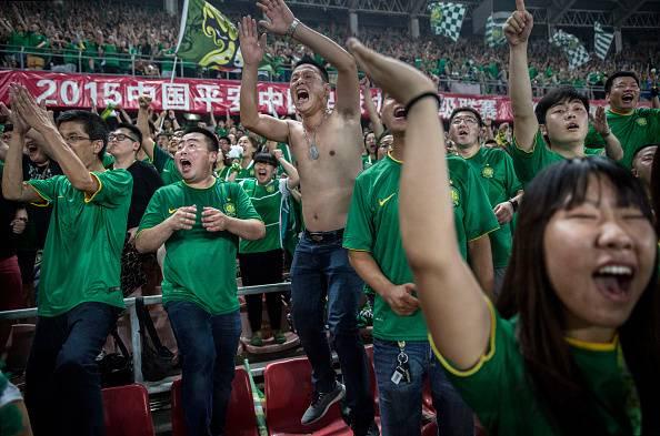 "Beijing ""Ultras"" in the CSL"