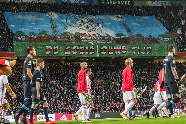 Ajax vs. PSV Eindhoven, one of the great Dutch rivalries