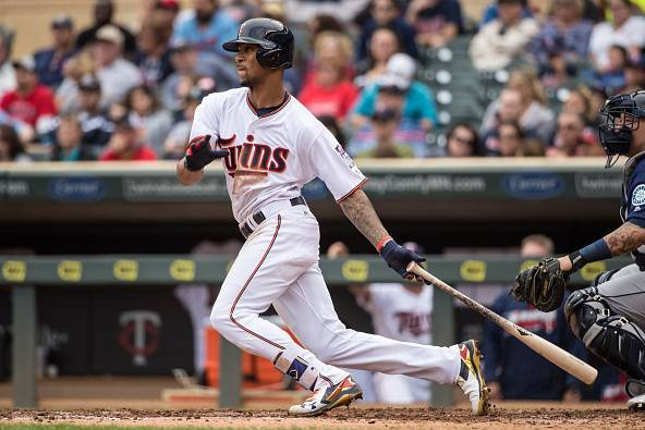 Image result for byron buxton 2017