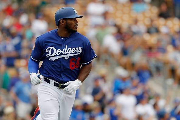 e7683113802 How does Yasiel Puig fit onto the Dodgers  And the answers to more  questions!