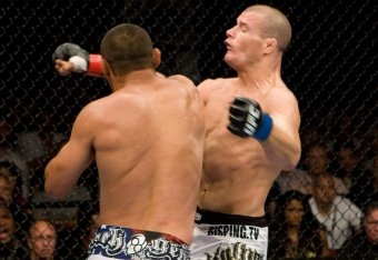 Top 10 Scariest Finishes In Ufc History Bleacher Report Latest