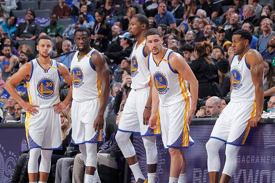 9984bd8b8b73 Golden State Warriors Power Rankings  Who s Most Important for a Title Run