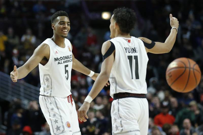 0f519c9e398 2017 McDonald s All-American Game  Report Card for Every Player ...