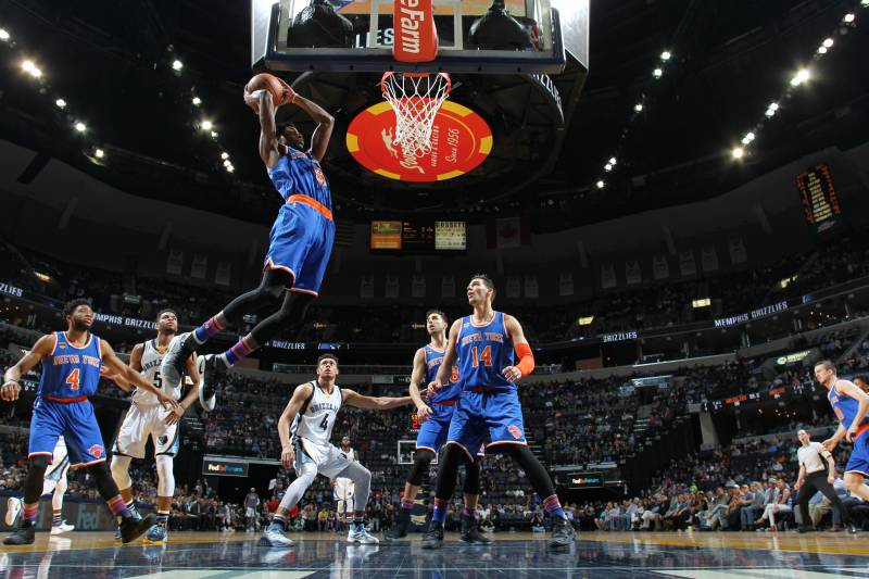 6469843a2d9 Final Grades for Every 2016-17 New York Knicks Player
