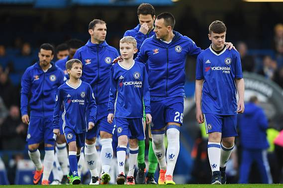 official photos 32628 12854 Chelsea's All-Time Premier League Squad Based on Shirt ...