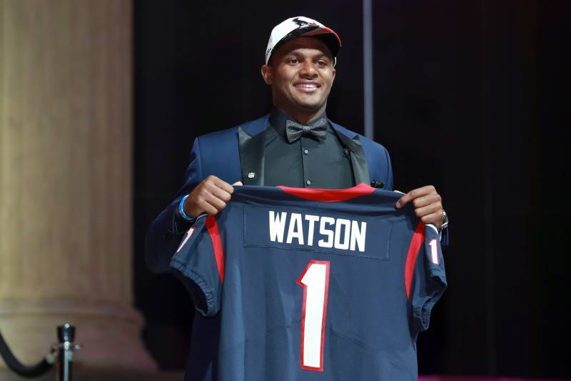 4defb76cd NFL Draft Notebook  Deshaun Watson