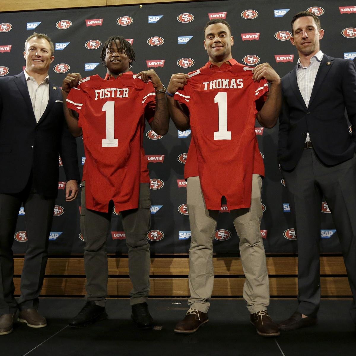 What Every Nfl Team S Rookie Class Must Accomplish In 2019: What Every NFL Team's Rookie Class Must Accomplish In 2017