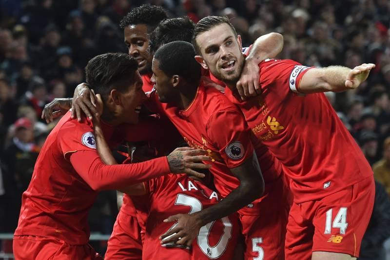 0de117725 Ranking Liverpool s Home Kits During the Premier League Era ...