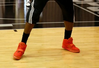 pretty nice 94324 92264 The Wildest Non-Basketball Sneakers Worn in an NBA Game  Bleacher Report   Latest News, Videos and Highlights