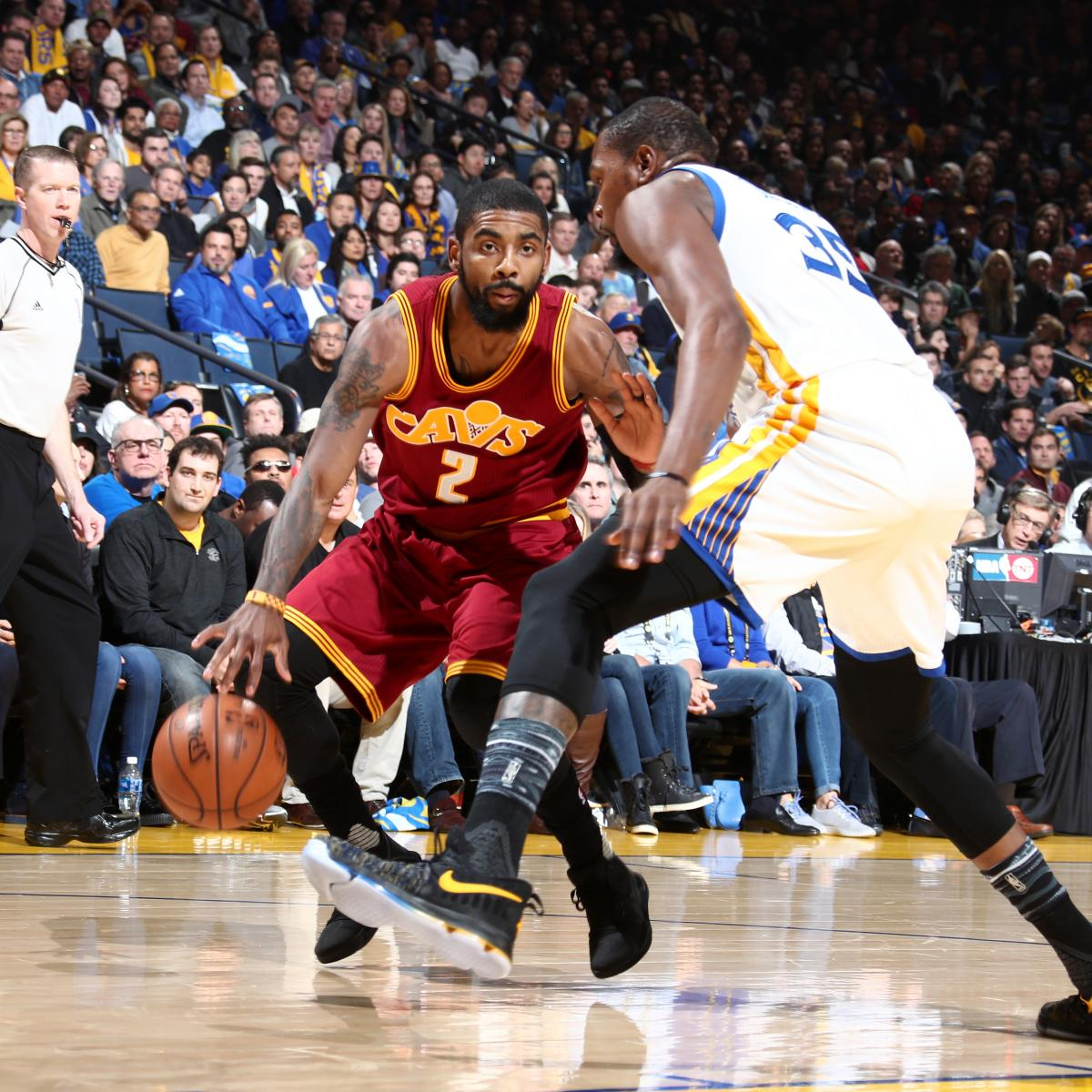 Cavs Vs. Warriors, Part 3: B/R's Complete Guide To The