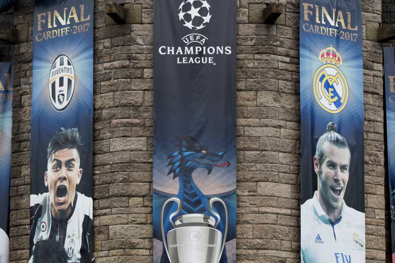 53549803a959e Real Madrid vs. Juventus  Head-to-Head Battle