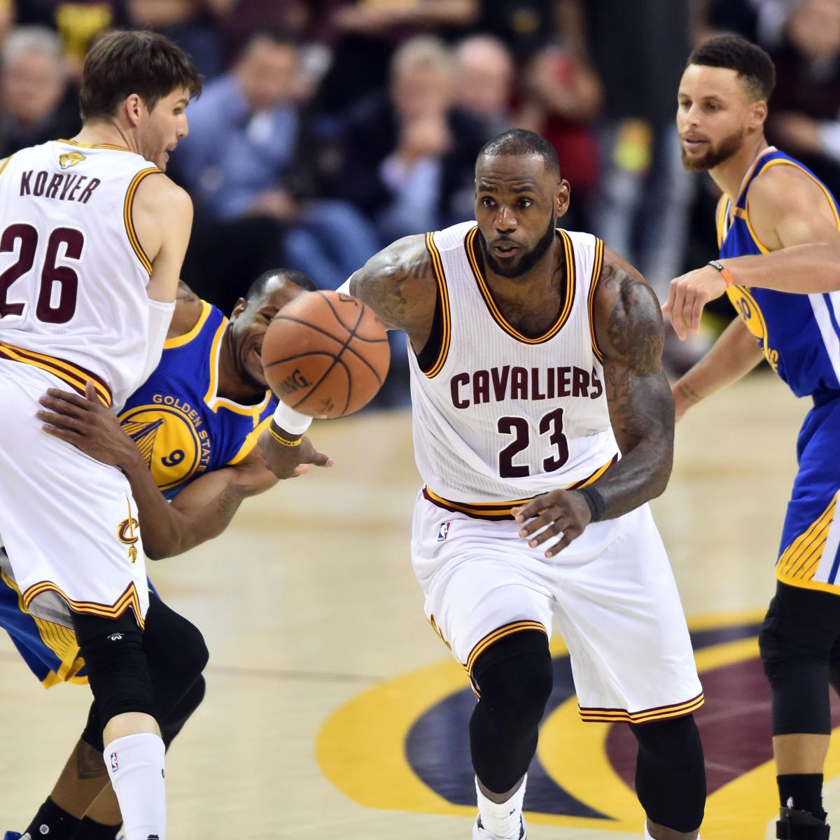 Cleveland Cavaliers Vs Golden State Warriors 2018 Youtube