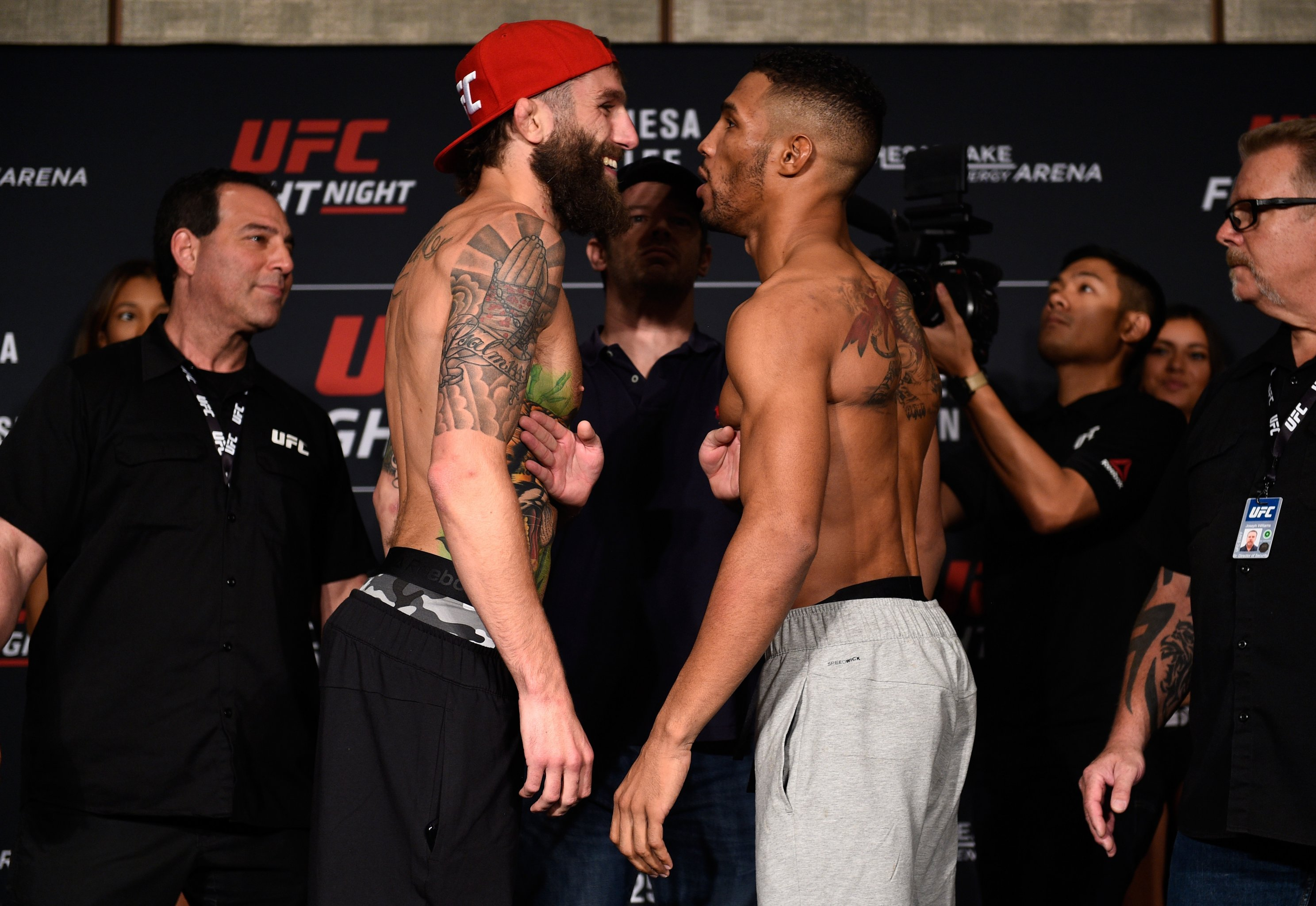 UFC Fight Night Chiesa vs. Lee: Real Winners and Losers from ...