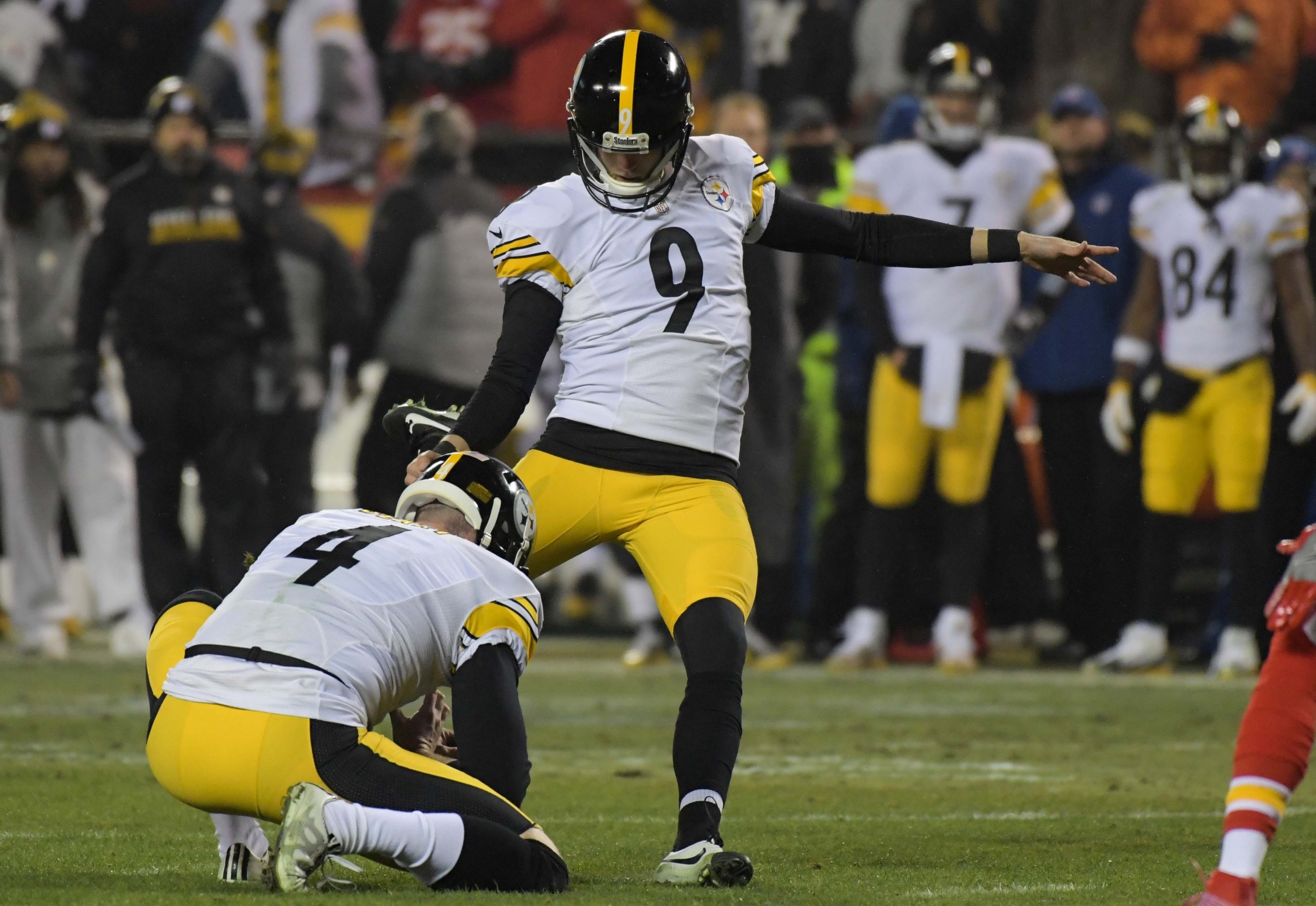 separation shoes e8ffd e828e Pittsburgh Steelers' Depth-Chart Predictions Ahead of ...