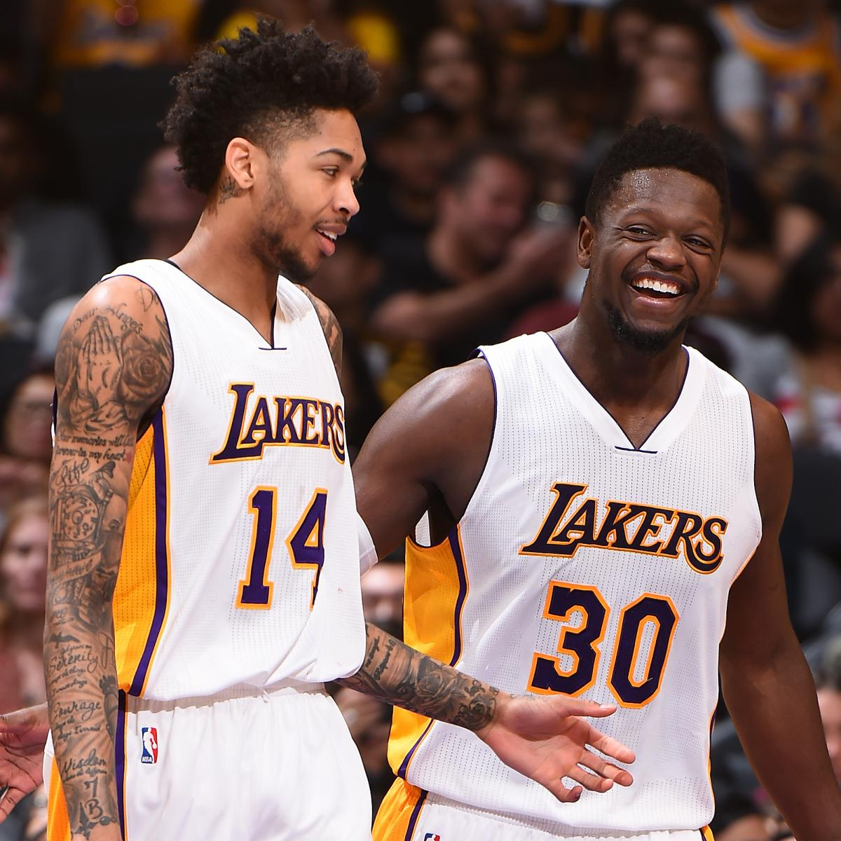 Power Ranking Every Los Angeles Lakers Player After Major