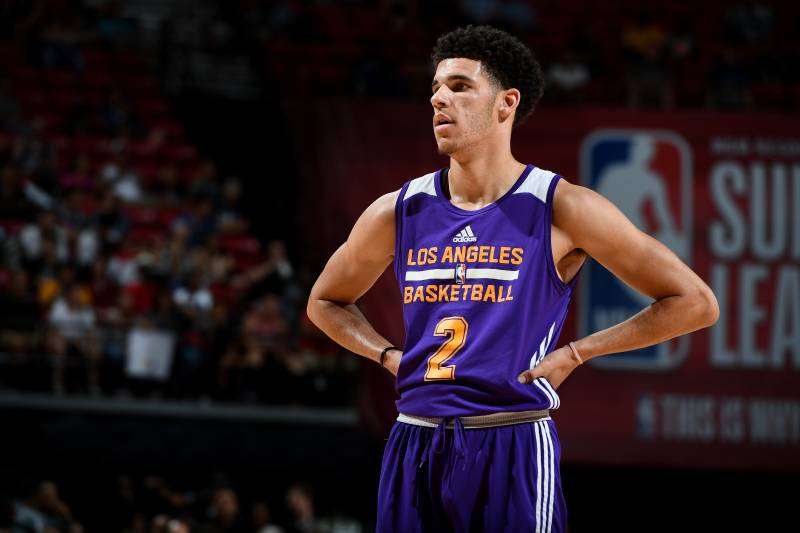 93cfc61315d98a Realistic Expectations for Los Angeles Lakers  2017-18 Starting Lineup