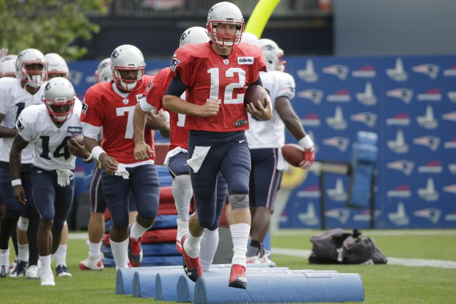 What We ve Learned from New England Patriots Training Camp so Far ... 415922c22
