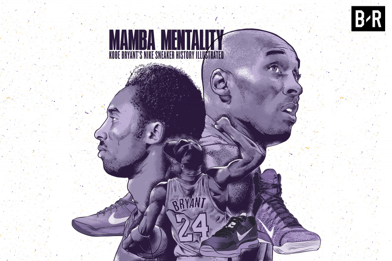 An Illustrated Guide to Kobe Bryant's Nike Sneaker History