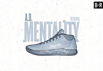 buy online 4e39b 8d85b An Illustrated Guide to Kobe Bryant s Nike Sneaker History   Bleacher  Report   Latest News, Videos and Highlights