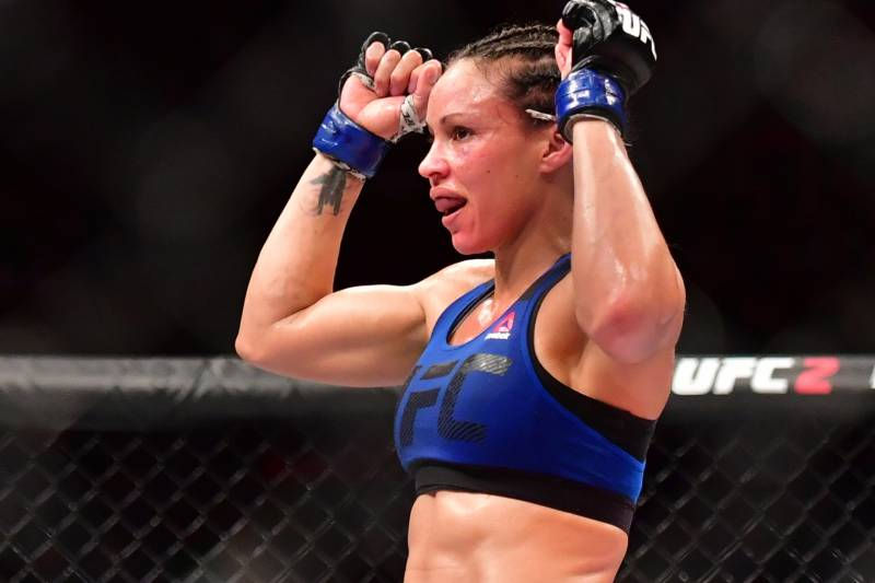 Marion Reneau has cooled down after a hot start to her UFC career.