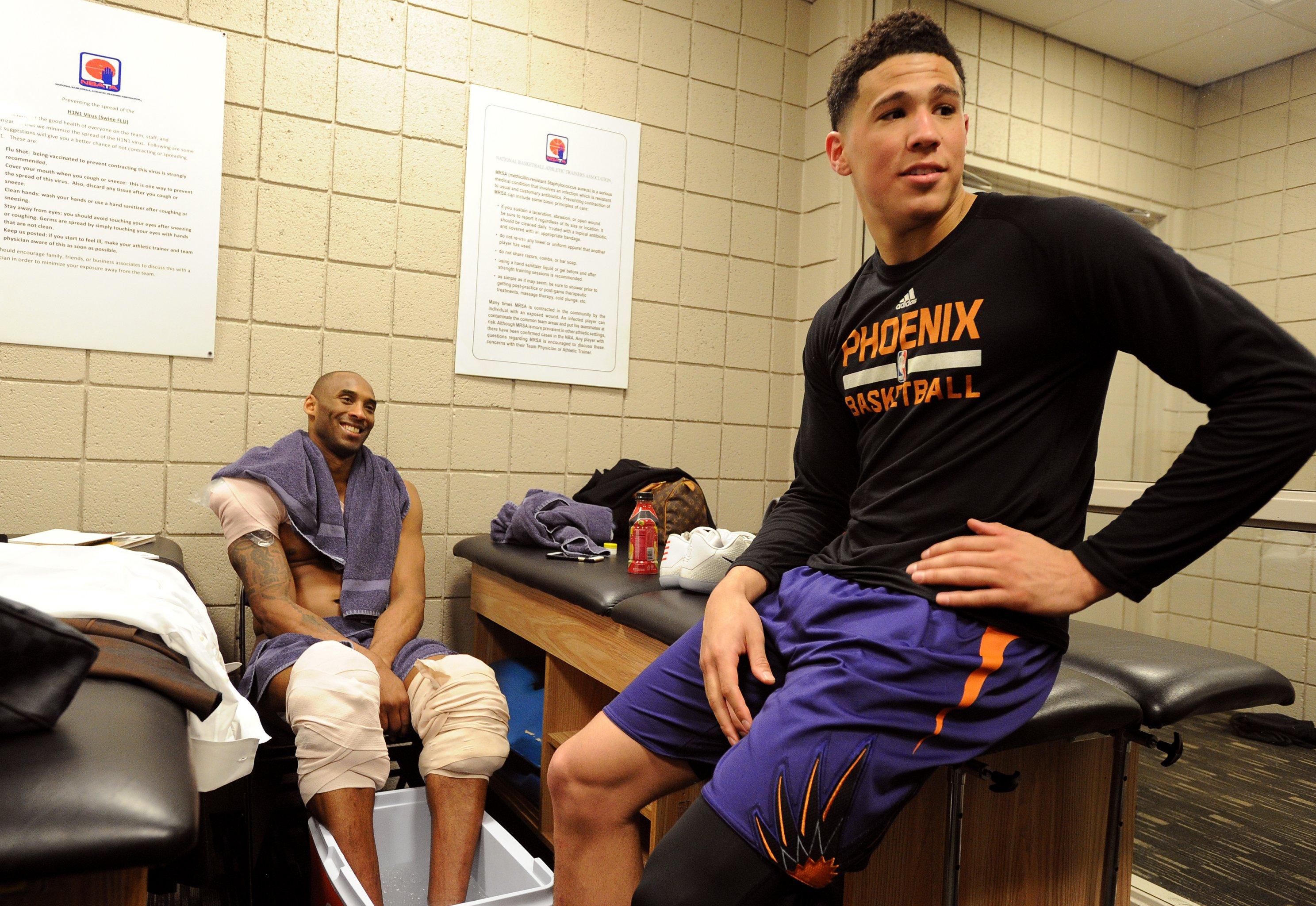 Kobe Challenges for All 30 NBA Teams   Bleacher Report