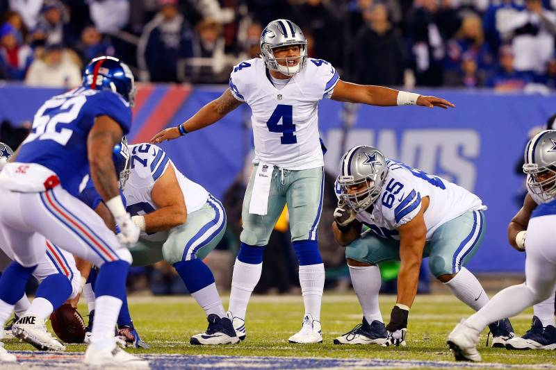 0218898b60e Previewing Dallas Cowboys' Week 1 Matchup with New York Giants ...