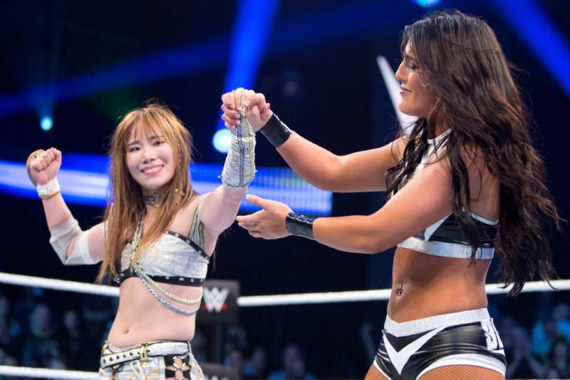 53f6f676 Mae Young Classic Results: Winners, Grades, Reaction, Highlights for Round  of 16