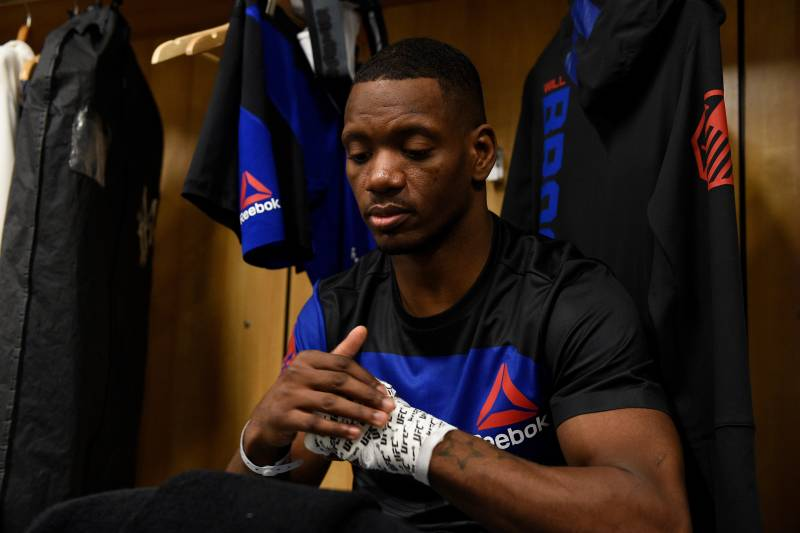 Former Bellator champ Will Brooks' UFC life may be on the line.