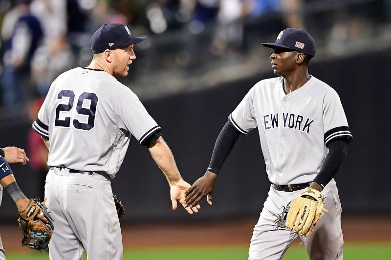 c2f6f3ce New York Yankees: 5 Players Stepping Up Big in Clutch Playoff-Race Pressure