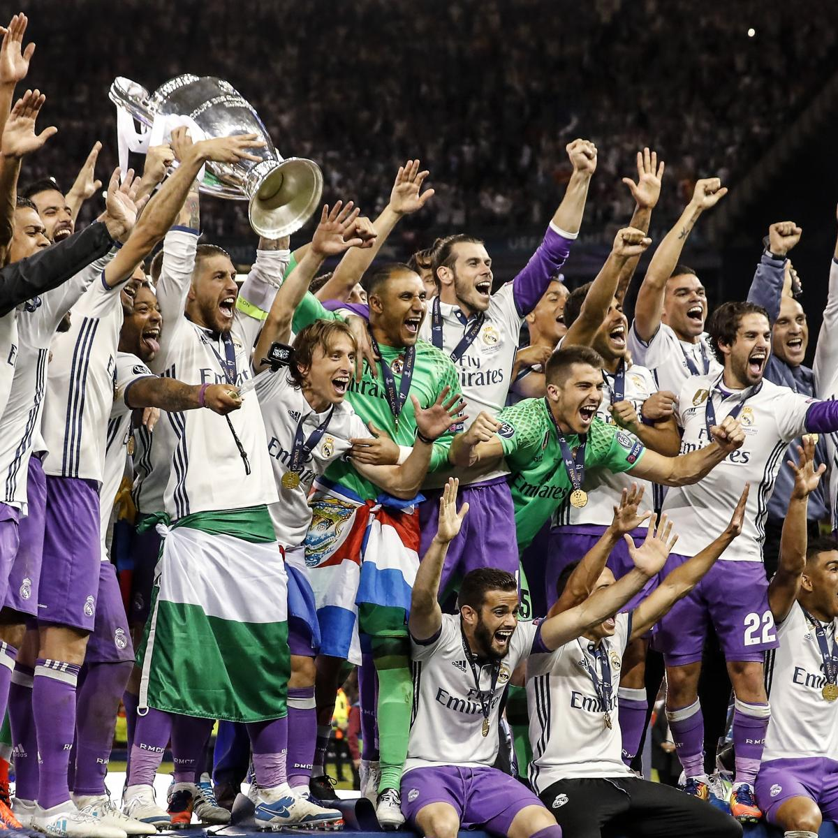 Football Manager Predicts Champions League: B/R Experts' Champions League Last-16 Predictions