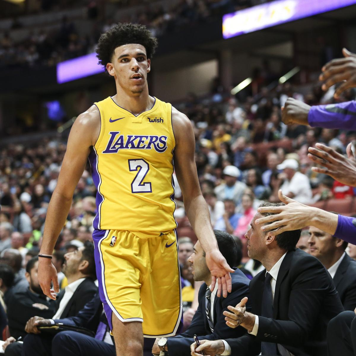 Which NBA Rookies Will Face The Most Pressure In 2017-18