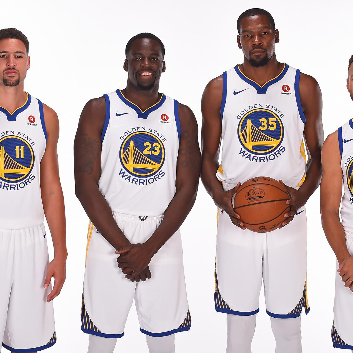 Warriors Movie Clips: Golden State Warriors: 5 Bold Predictions For 2017-18 NBA