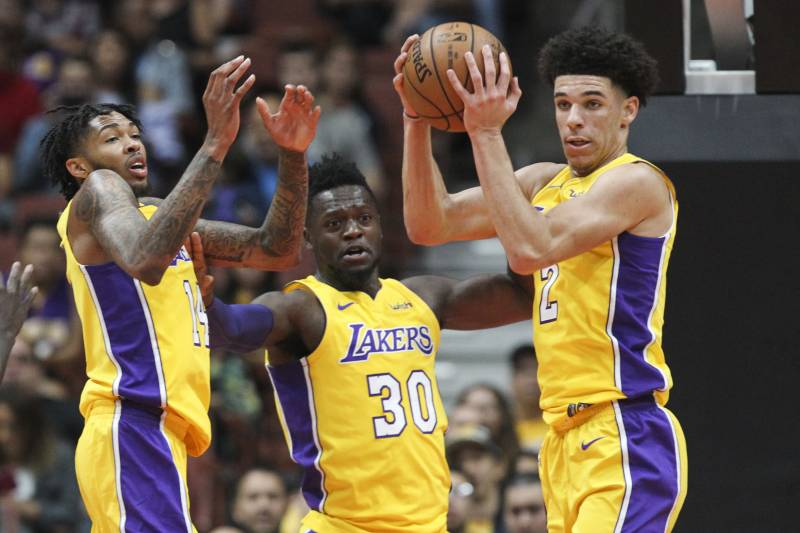 efaa64bc9 Power Ranking Los Angeles Lakers Roster Entering 2017-18 Season ...