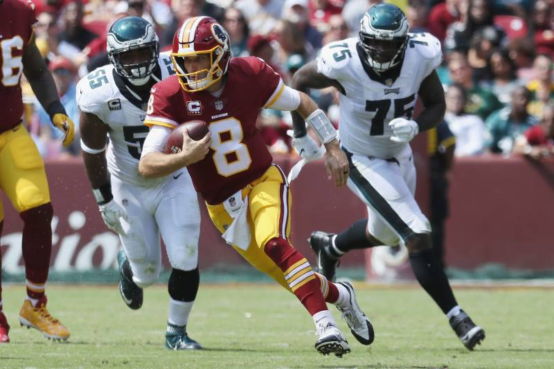 Preview And Predictions For Washington Redskins Week 7 MNF Matchup