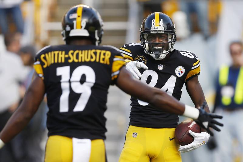 7c04ae304 NFL Players Poised to Break Out in the Season's 2nd Half | Bleacher ...