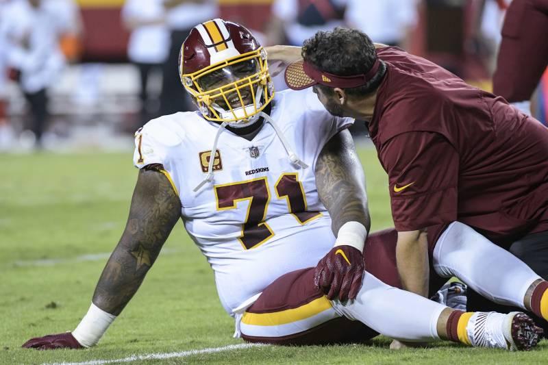 e7c4fcea160 6 Reasons the Washington Redskins' Season Is Going Wrong | Bleacher ...