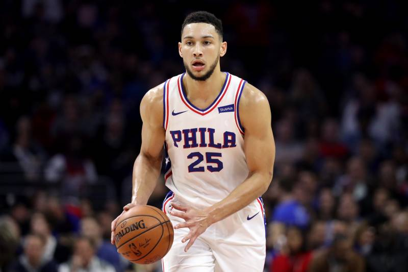 da6209369d92 NBA Rookie Ladder  Ben Simmons Leads the Pack 1 Month into Season ...