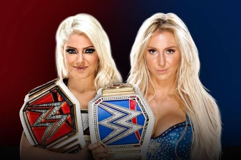Alexa Bliss vs. Charlotte