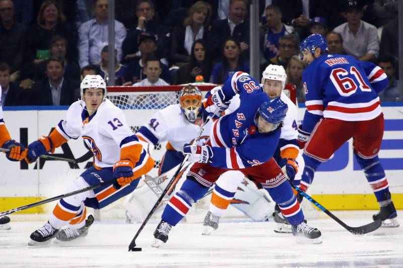 dd9007a7100 Ranking the 10 Best Rivalries in the 2017-18 NHL Season