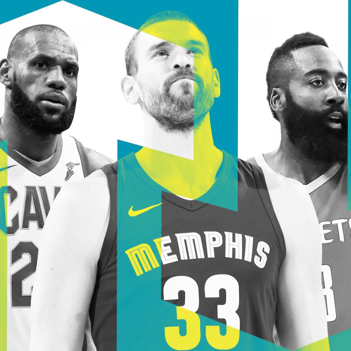 914ba5d9b2b Image for NBA Power Rankings  James Harden